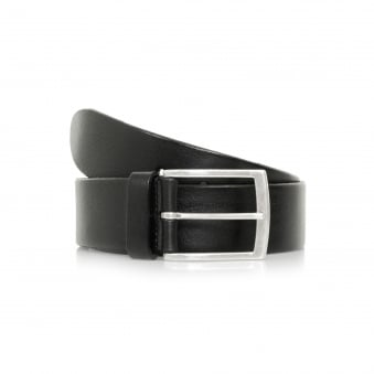 Anderson Calf Leather Black Belt A2683 AF3018 N1