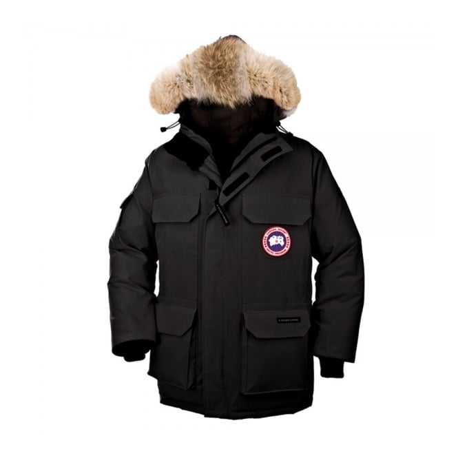 Canada Goose Expedition Parka Black 4565mr61