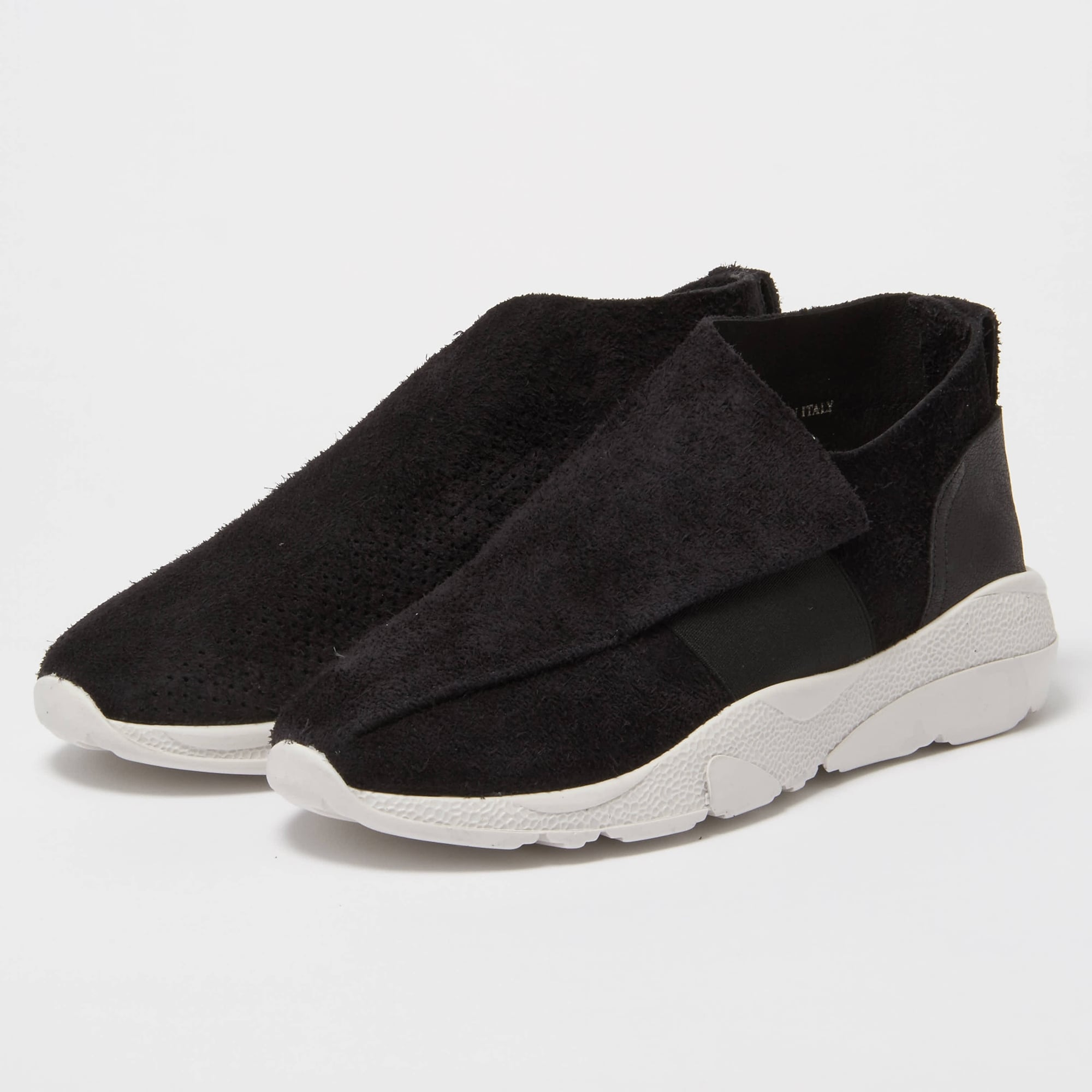 20f9b50d261 Casbia Vetta Reversed Buffalo Black Shoes 7503