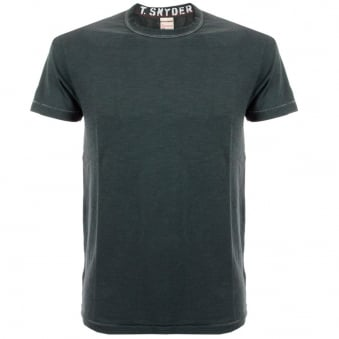 Champion Short Sleeve Charcoal Heather T Shirt D021F14 T009