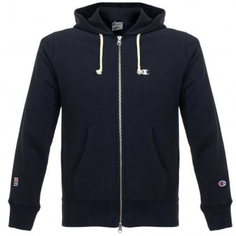 Champion X Beams Reverse Weave Navy Track Jacket 210635