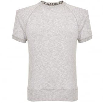 Champion X Todd Snyder Original SS Grey Heather T-Shirt D089X16