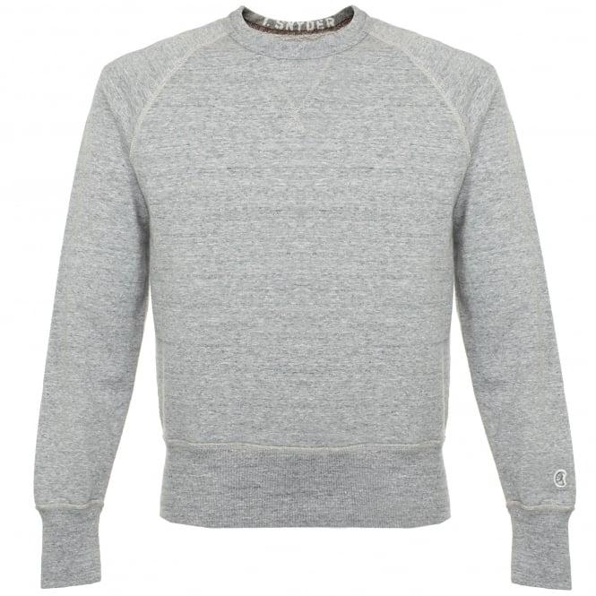 Champion x Todd Snyder Champion X Todd Snyder Pocket Grey Heather Sweatshirt D981X66