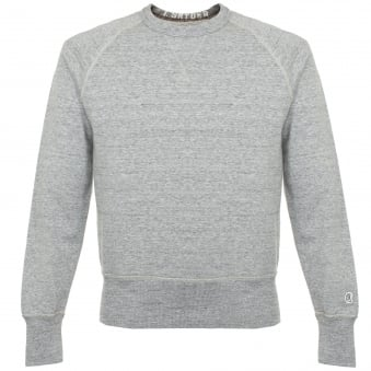 Champion X Todd Snyder Pocket Grey Heather Sweatshirt D981X66
