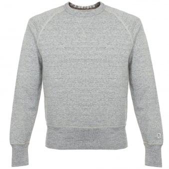 Champion X Todd Snyder Pocket Grey Heather Sweatshirt D981X66