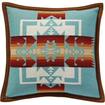 Aqua Chief Joseph Pillow