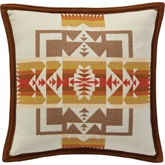 Wheat Chief Joseph Pillow