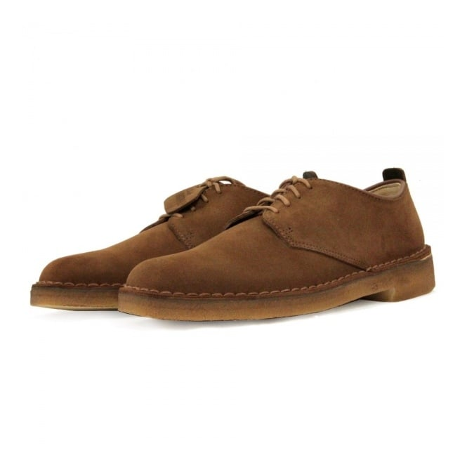 Dandy Fellow Clarks Original Desert London Cola Suede Shoe 203558556