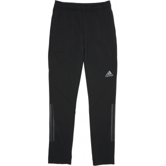 Black Climacool Knit Workout Pants