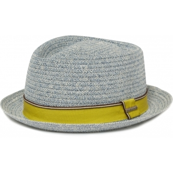 Collano Player Toyo Straw Hat- Diamond