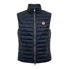 Colmar Super Lightweight Navy Padded Vest 1278N1MQ