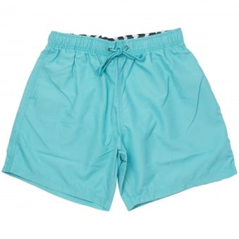 Boardies® Cyan Blue Swim Shorts BS82M
