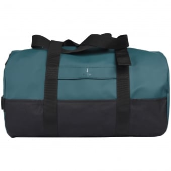 Dark Teal Duffel Bag