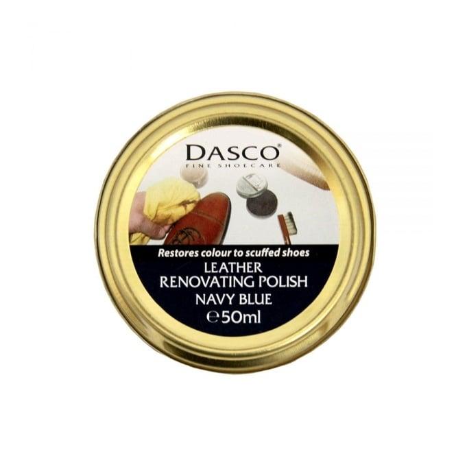 Dasco Leather Renovating Polish Navy 3235