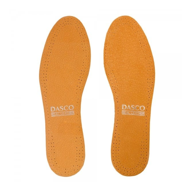 Dasco Textured Natural Leather Insole A6022DN/08