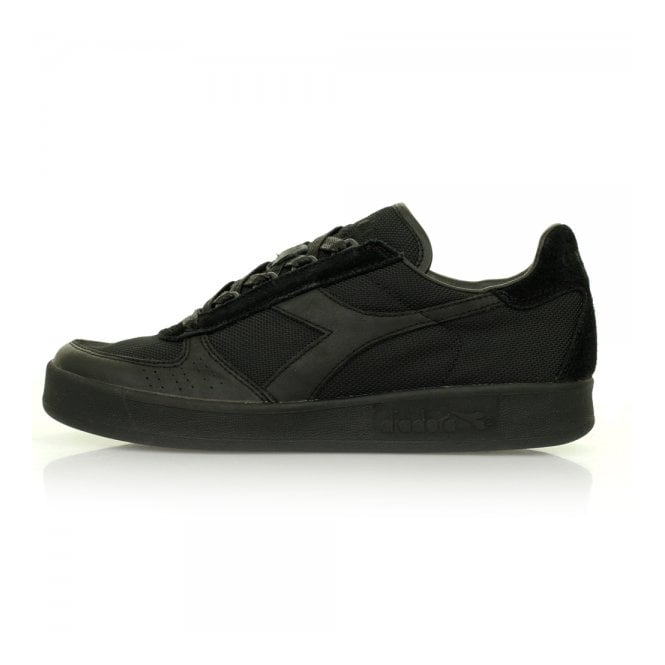 dea6a988 Diadora Diadora Borg Elite MM SW Black Shoes 80013