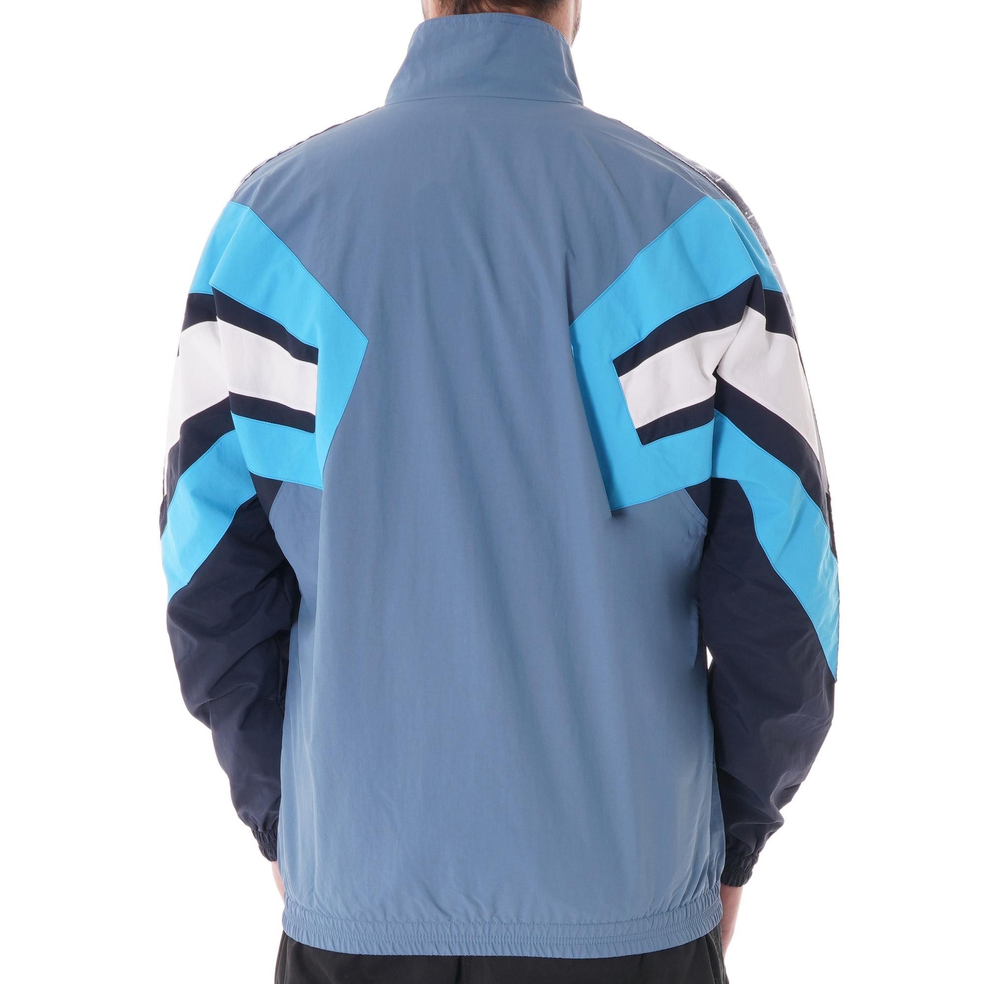 eb117643 Jacket 1/2 zip MVB - Blue Heaven