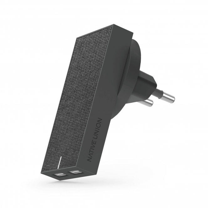 Native Union Dual Smart International Charger