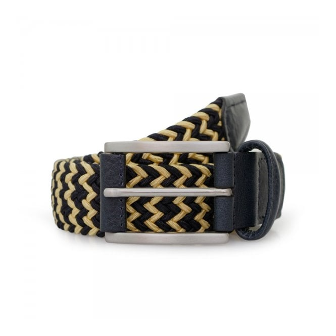 Anderson's Belts Elasticated Woven Textile Belt