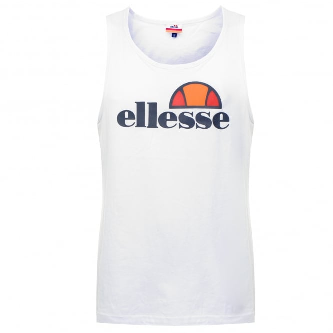 Dandy Fellow Ellesse Frattini White Vest G296