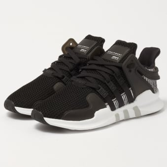 EQT Support ADV - Core Black & FTW White