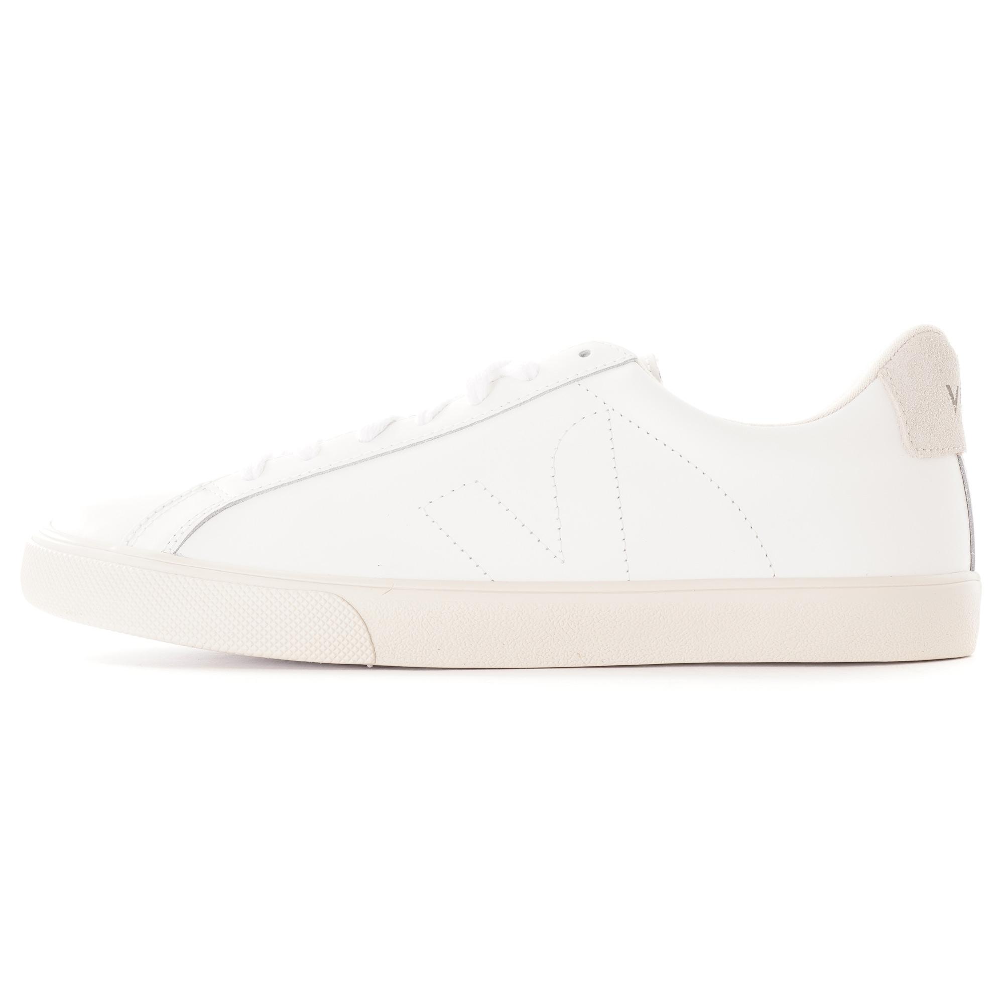 esplar leather white
