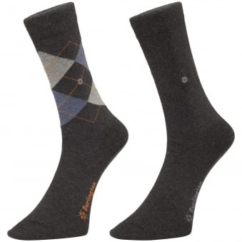Grey Everyday Socks - 2PK