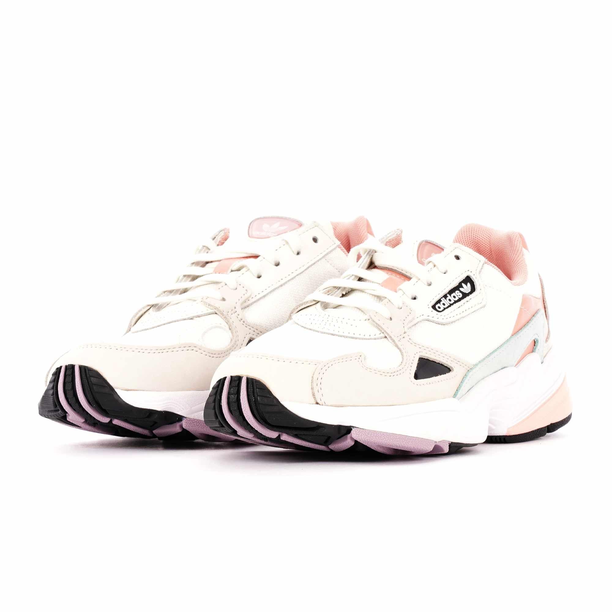 adidas Originals Falcon Womens Light Granite | Sneaker