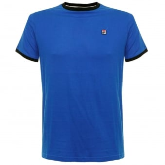 Fila Vintage Marconi Ski Blue T-shirt FW16VGM001