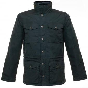Fjall Raven Dark Navy Winter Jacket 82276