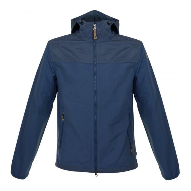 Fjallraven Abisko Hybrid Uncle Blue Jacket 81786 520