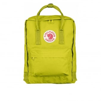 Fjallraven Kanken Birch Green BackPack 23510 606