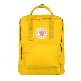 Fjallraven Kanken Warm Yellow BackPack 23510 141
