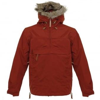 Fjallraven Singi Anorak Deep Red Jacket F82248 325