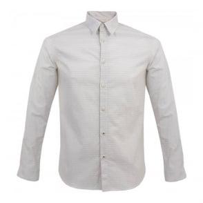 Folk Pyjama White Shirt F2461S
