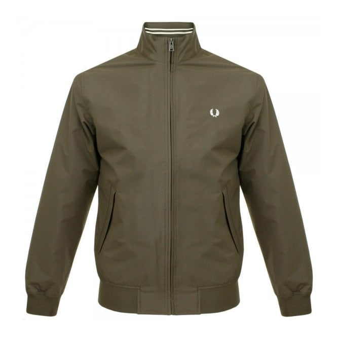 Fred Perry Authentic Fred Perry Brentham Wren Bomber Jacket J7212