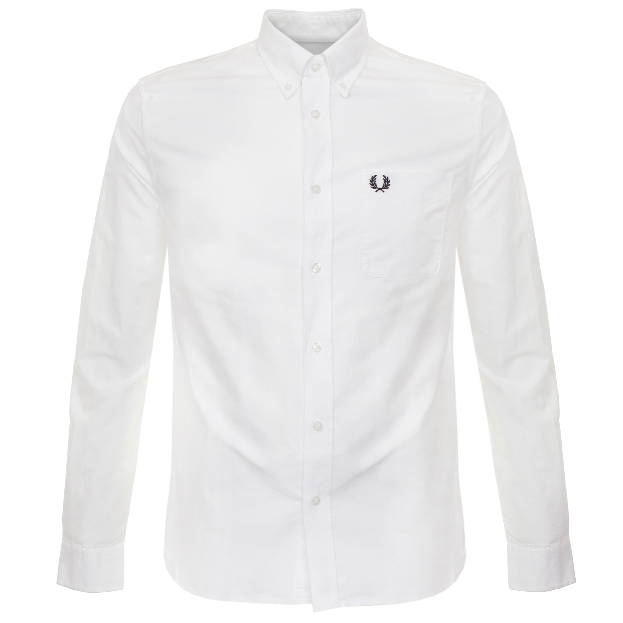 Fred Perry London | Classic Oxford White Shirt