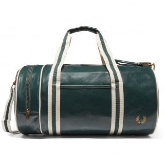FRED PERRY IVY BARREL BAG