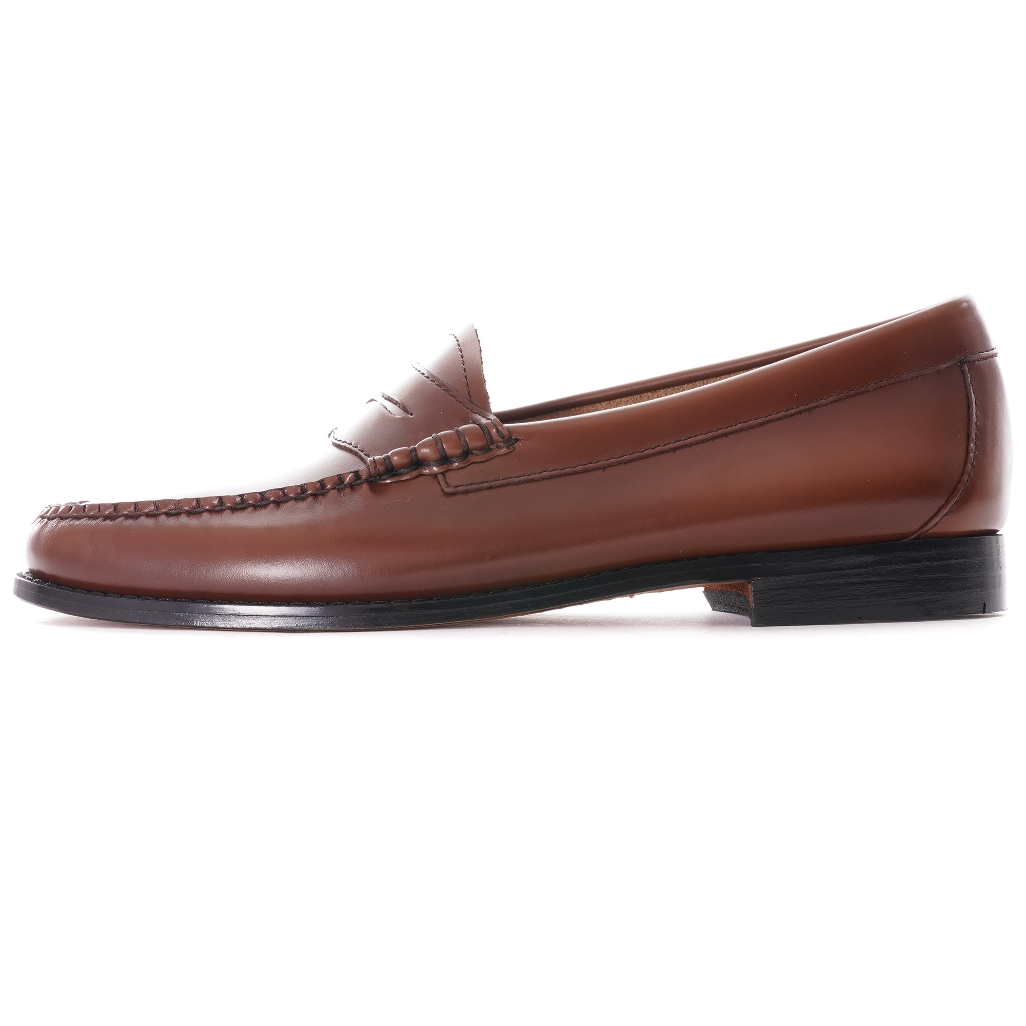 G.H Bass Weejuns Women's Penny Loafers (Cognac) at Dandy ...