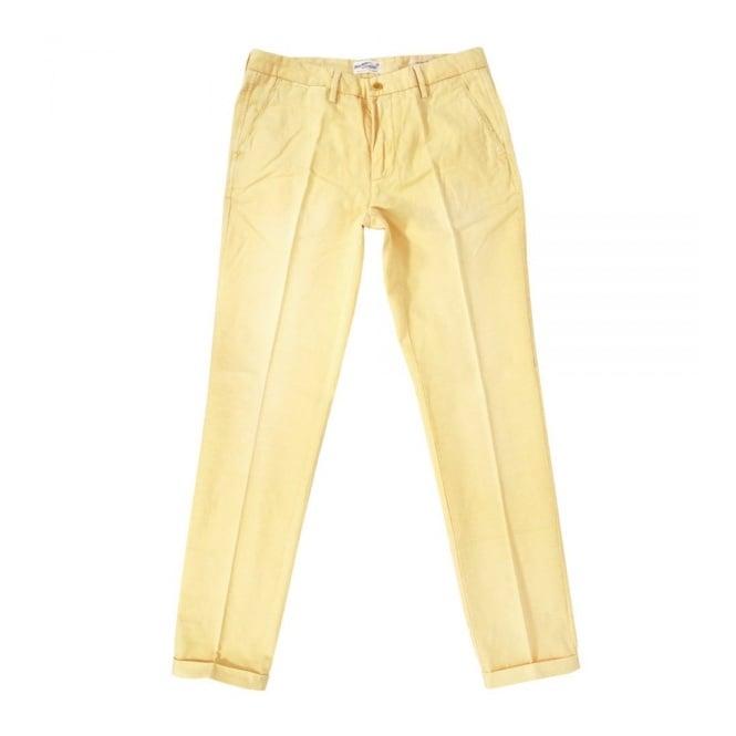 Gant Rugger Canvas Chino Lemonade Trousers 201401