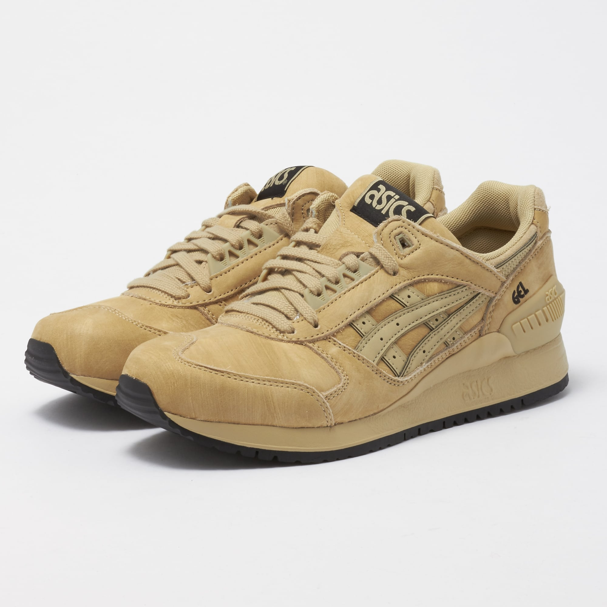 f76f7c88e2cc Asics Gel-Respector (Taos Taupe) at Dandy Fellow