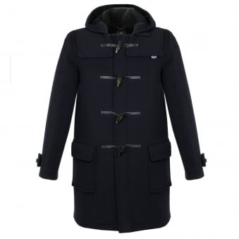 Gloverall Morris Navy Duffle Coat MC3512CT