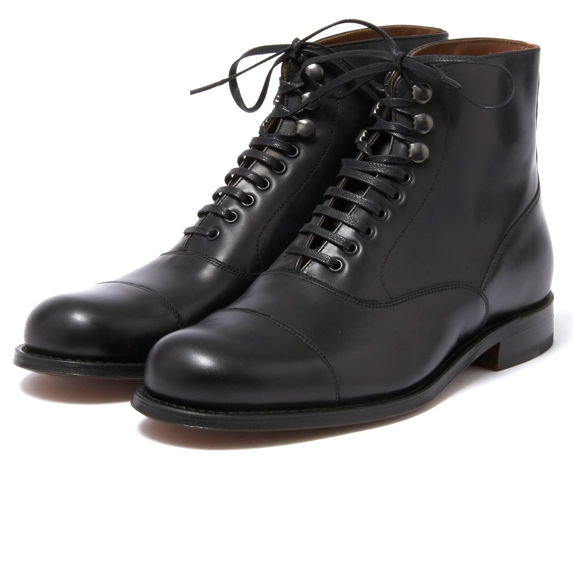 Grenson Leander Oxford Boot (Black) at