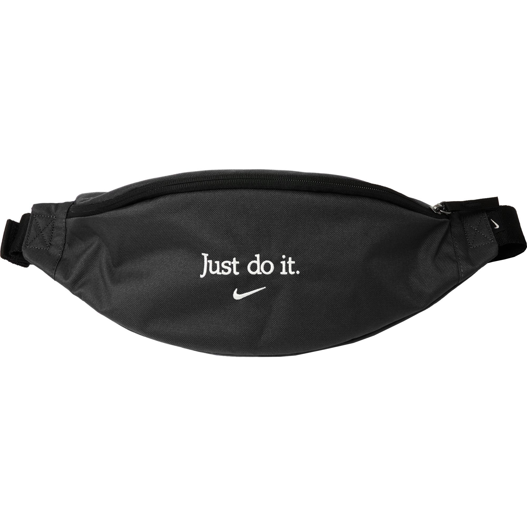 2d745b3fbd69 Nike Heritage Hip Bag (Black) at Dandy Fellow