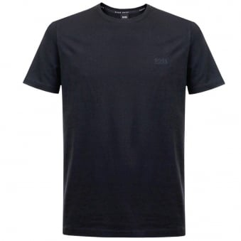 Hugo Boss Black Shirt RN SS Dark Blue T-shirt 50297498