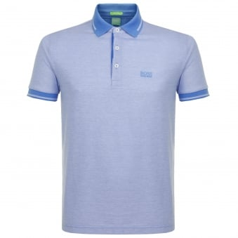 Hugo Boss C-Vito Blue Polo Shirt 50330945