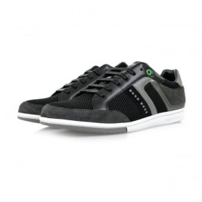 Hugo Boss Eldorado Reflect Dark Grey Shoes 50311361