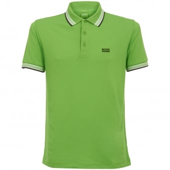 Hugo Boss Green Green Polo 50302557