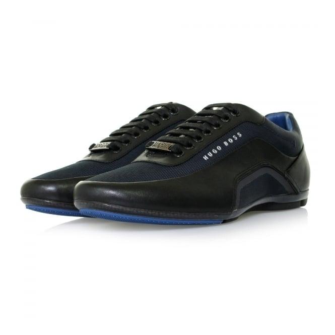 Hugo Boss Black Footwear Hugo Boss Hbracing_Lowp_Itny Dark Blue Shoe 50321681