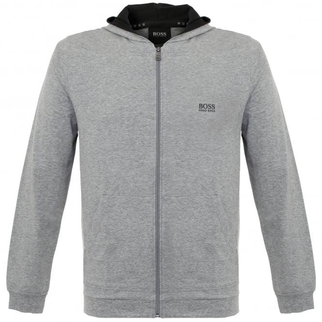 Hugo Boss Loungewear Hugo Boss Jacket Hooded Medium Grey Track Top 50297316